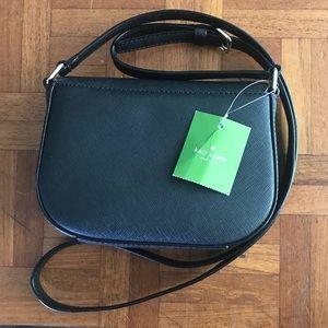 kate spade Bags - Kate Spade Carsen Laurel Way Leather CrossBody Bag